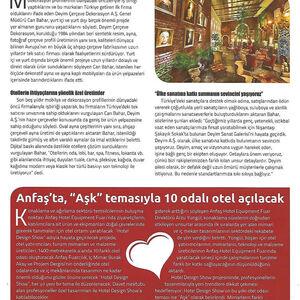 Turizm & Yatırım Dergisi Aralık 2015 Sayısı