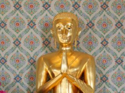 ABD 088 / Abdullah BOZDAŞ / Buddha, Bangkok