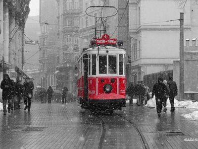 ABD 129 / Abdullah BOZDAŞ / Tramvay