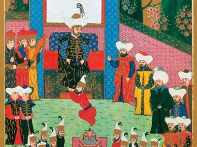 ALC 001 / Ali ÇELEBİ / I. Murad'ın Cülüsü