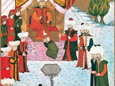 ALC 002 / Ali ÇELEBİ / Yıldırım Bayezid' in Kosava da Cülüsü