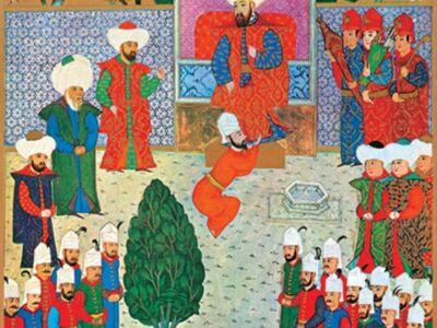 ALC 004 / Ali ÇELEBİ / Sultan Orhan'ın Cülüsü