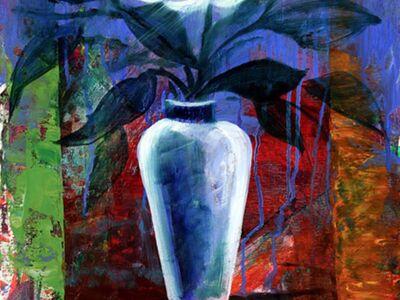 ART 009 / Anonim / Çiçek