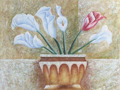 ART 316 / Anonim / Vazoda Çiçekler