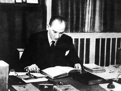 ATA 015 / Atatürk / Atatürk