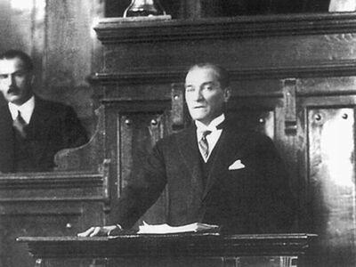 ATA 070 / Atatürk / Atatürk