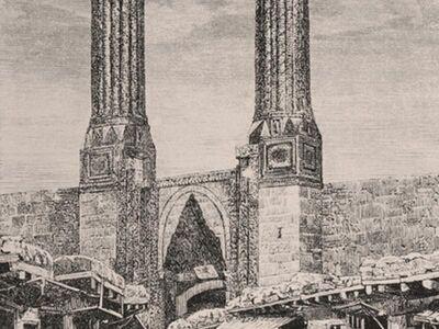 GRV 141 / Anonim / Çifte Minare, Erzurum