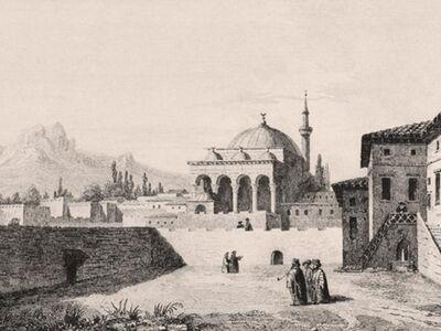 GRV 144 / J. ARNAUT / Erzurum'da Bir Camii