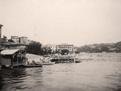 IST 004 / Anonim / Arnavutköy Shore, 1910