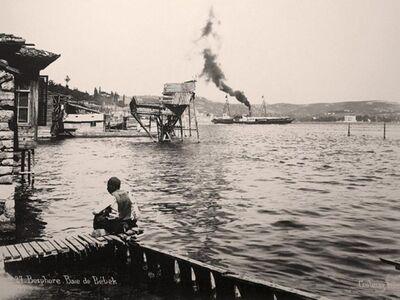 IST 013 / Anonim / Bebek Weir, 1890