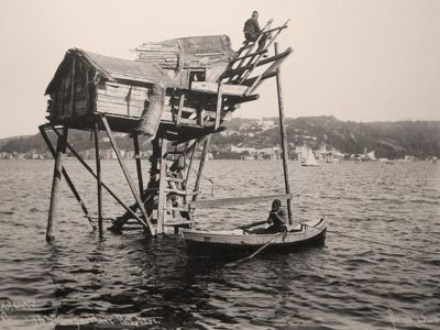 IST 014 / Anonim / Bebek Weir, 1890