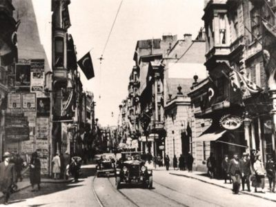 IST 024 / Anonim / Beyoğlu, 1925