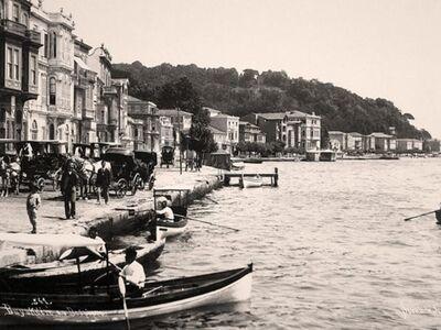 IST 026 / Anonim / Büyükdere Sahili, 1890