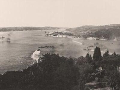 IST 051 / Anonim / From Arnavutköy To Rumelihisarı Bebek, 1894