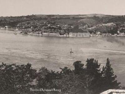 IST 052 / Anonim / From Arnavutköy To Rumelihisarı, 1895