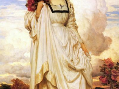 LFR 009 / Lord Frederick LEIGHTON / The Countess Brownlow