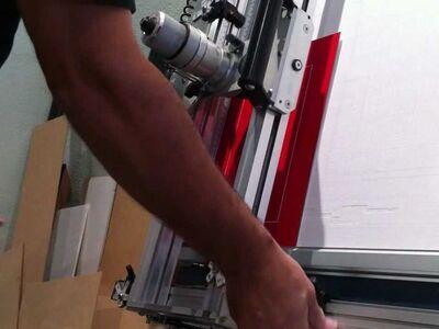 Valiani Mat Pro 150 paspartu kartonu kesme makinası