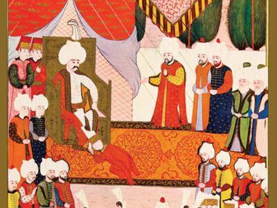MBU 001 / Mehmed BURSEVİ / Yavuz Sultan Selim'in Cülüsü