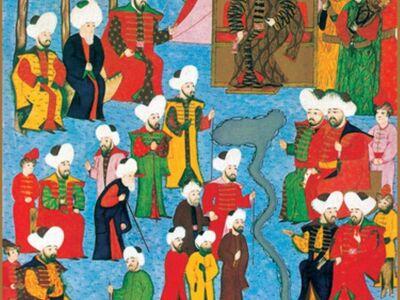MHB 002 / Mehmed BEY / Osman Gazi'nin Hükümdar Olması