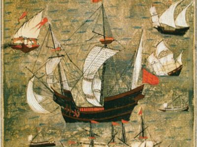 MNA 001 / Matrakçı NASUH / Osmanlı Donanması