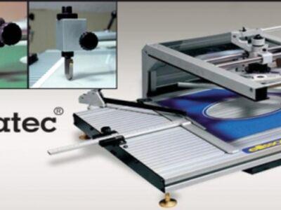Oval Kesme Makinesi - ELISOMATEC