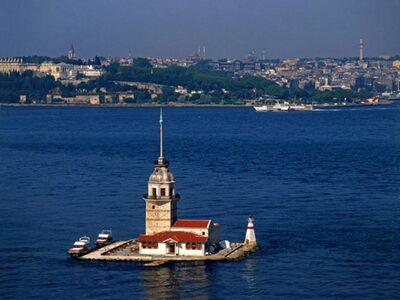 OZG 019 / Güngör ÖZSOY / Kız Kulesi