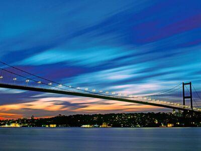OZG 028 / Güngör ÖZSOY / Boğaz Köprüsü