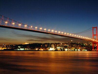 OZG 033 / Güngör ÖZSOY / Boğaz Köprüsü