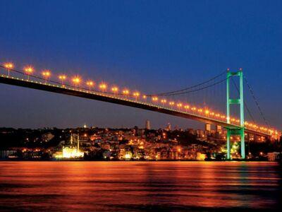OZG 034 / Güngör ÖZSOY / Boğaz Köprüsü