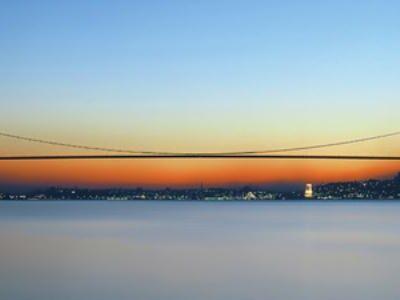 OZG 046 / Güngör ÖZSOY / Boğaz Köprüsü