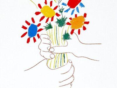 PPA 006 / Pablo PICASSO / Petite Fleurs
